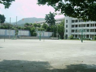 Even more courts at Ningde Secondary School.