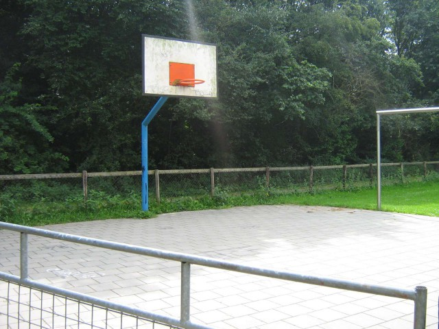 Profile of the basketball court Schie (SB) Court, Zwolle, Netherlands